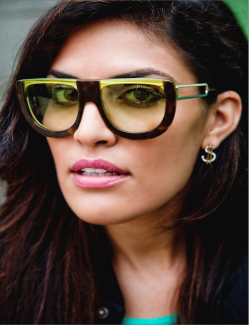 Melody Ehsani - designer, activist, feminist