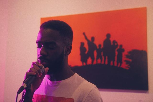 New interview with @iamojo about his upcoming show! You don't wanna miss it 💥