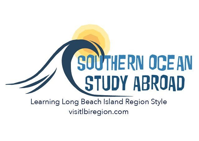 Logo design for Southern Ocean Study Abroad! Contact @southernoceanchamber for more details! #studyabroad #lbiregion #beachcultureredefined #lbi #lbinj #newjersey #swinggraphicsnj #logodesign #designerlife #socc #chamberofcommerce #southernoceanchamber #southernoceancountychamber