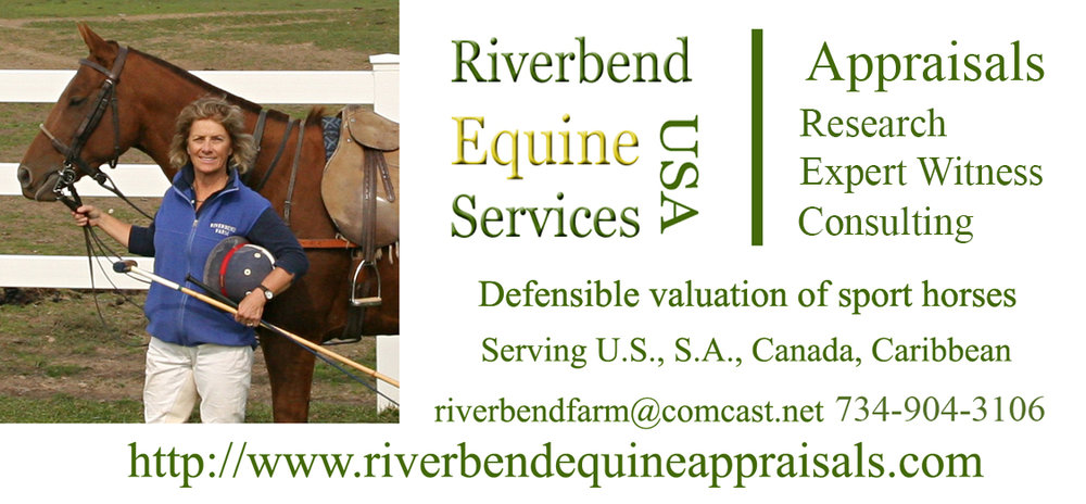 Riverbend Equine Services and Appraisals