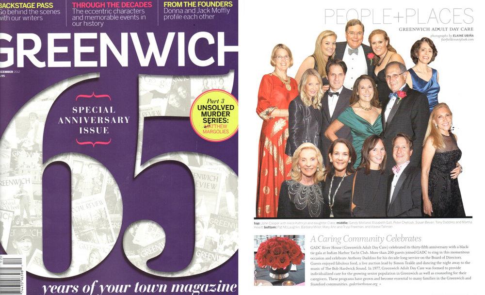 Greenwich Magazine December 2012