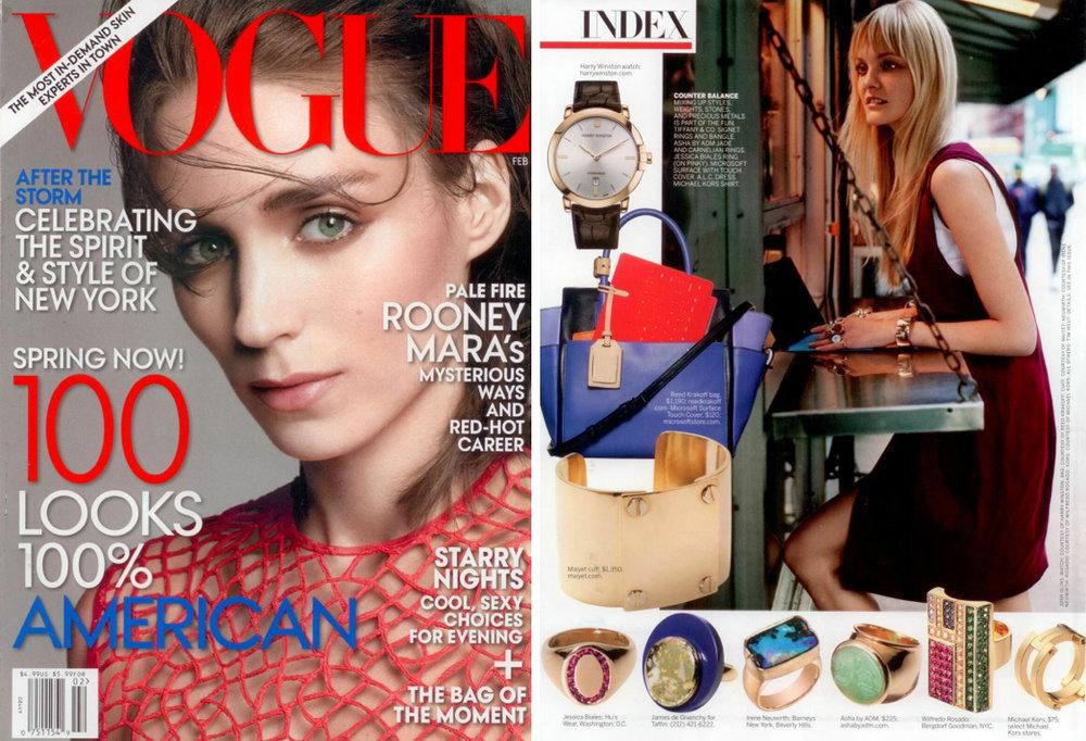Vogue Feb 2013 Cover