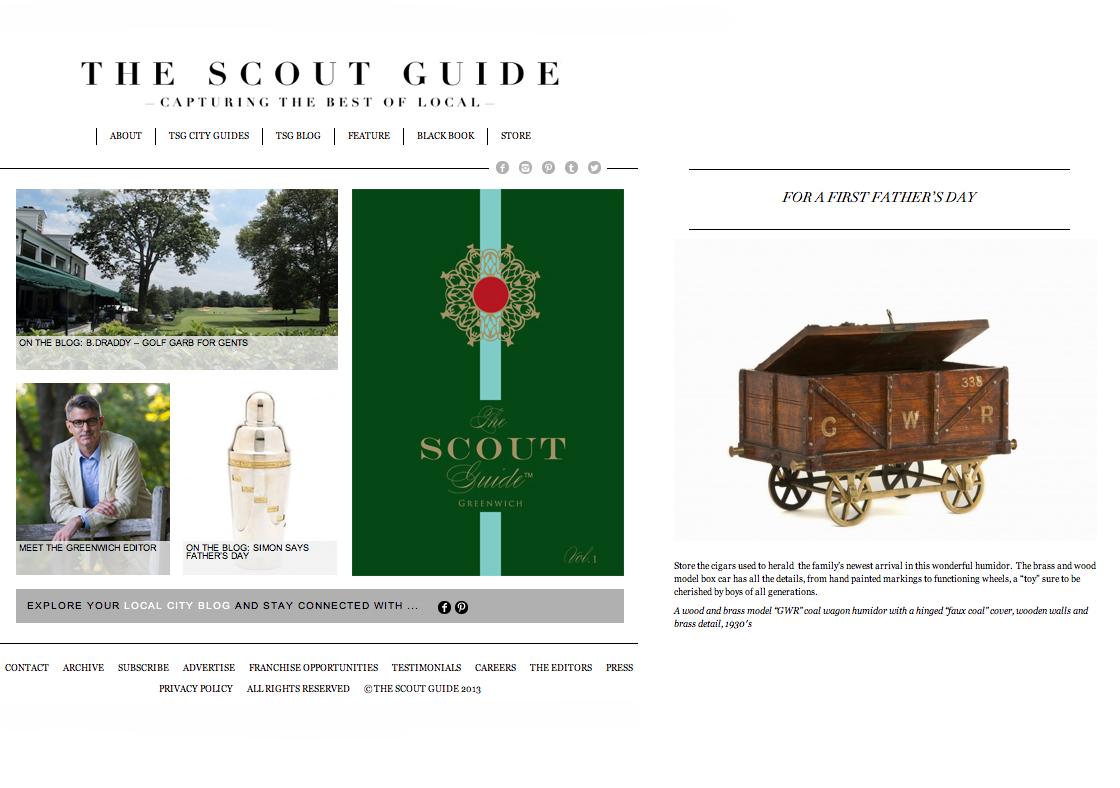 Scoutguide online June 2013