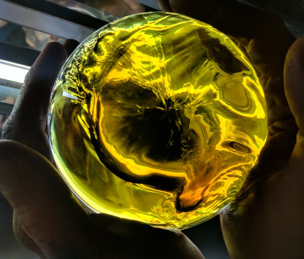 Dragon's Ball (The Crystal Clear)