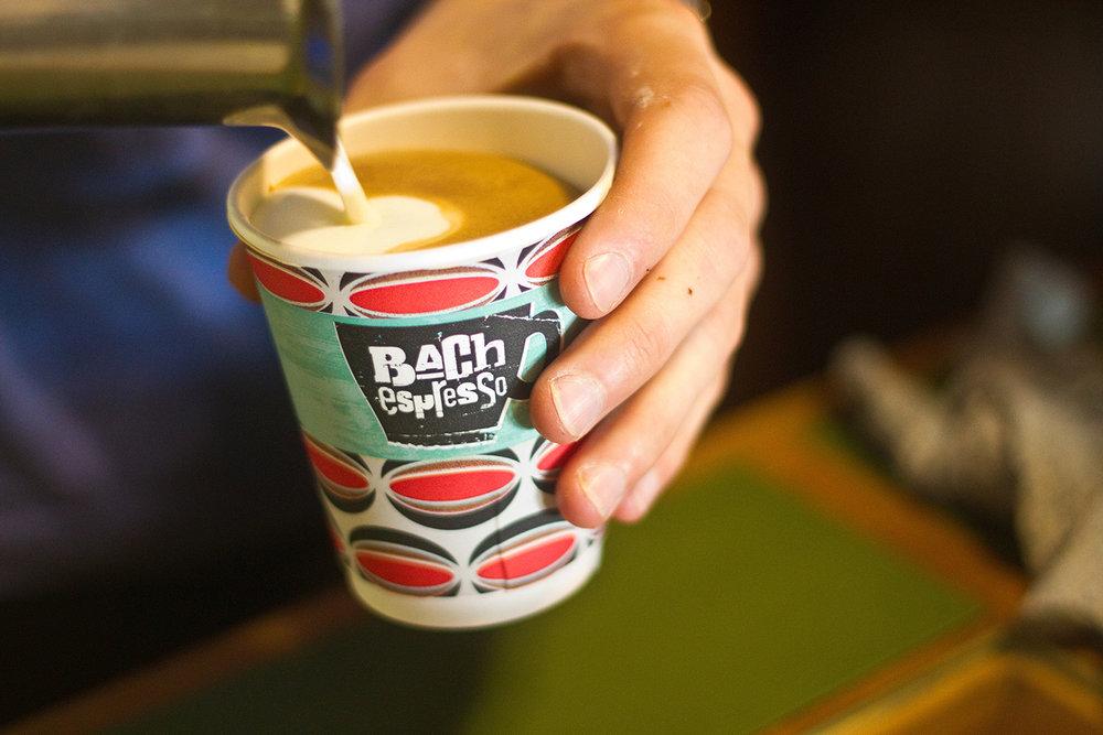 Bach Espresso Café