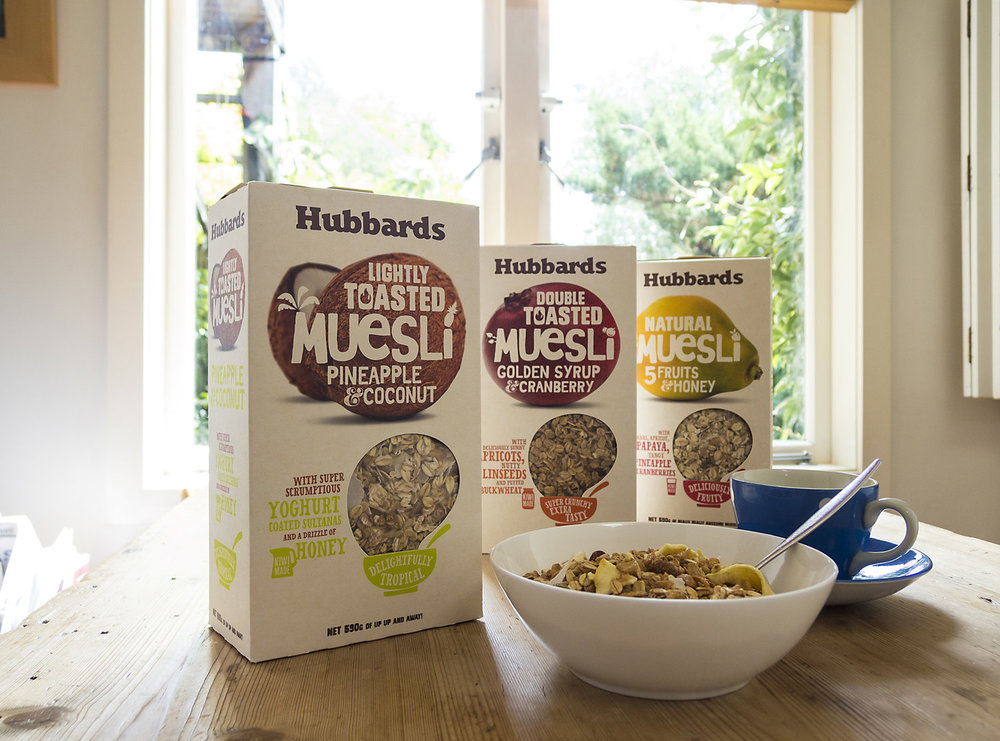 Hubbards Amazing Muesli