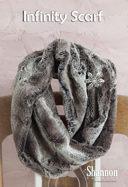 Cozy Infinity Scarf Kit — The Sewing Room