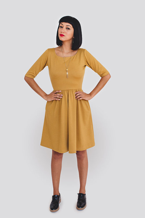 Moneta By Colette Patterns The Sewing Room Interesting Colette Patterns