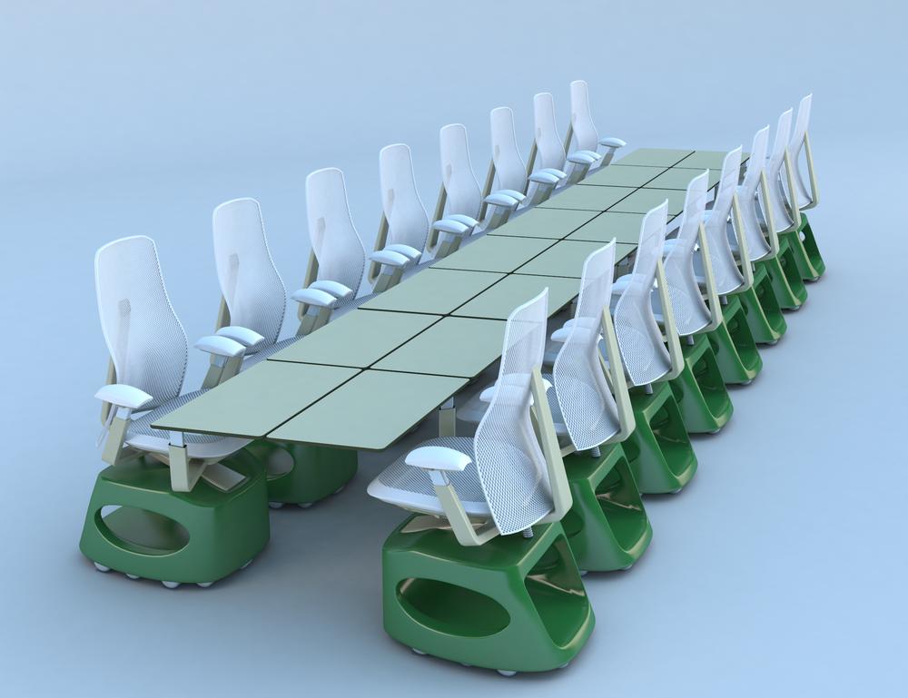 Stella Link Chair — Banquet