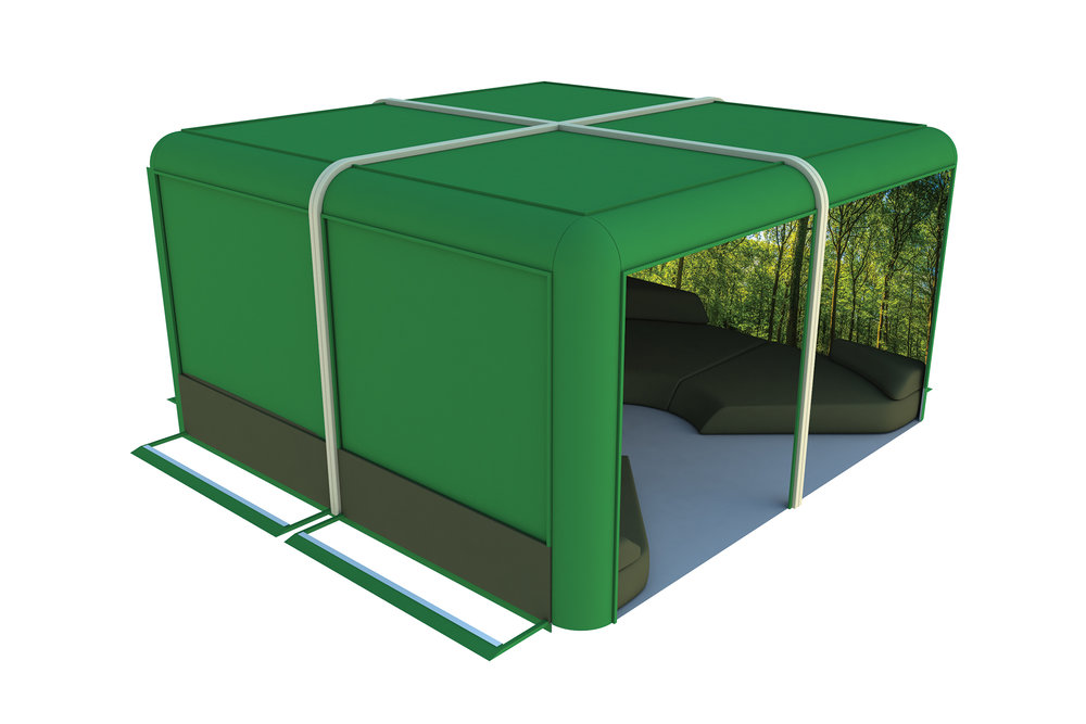 Primary Stella Click Pod with panelling
