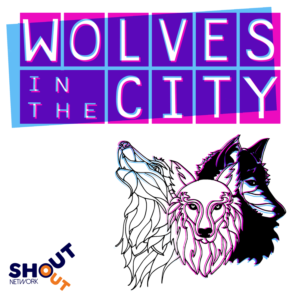 🐺Listen NOW ON - Powered by ShoutOut Network