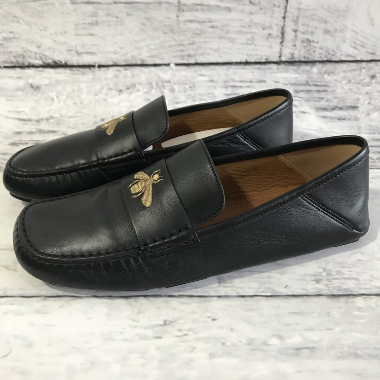 09df69a106c Gucci men s bee loafers