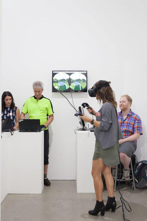 KAIJUKART VR   Designed and developed an asymmetric multiplayer VR game
