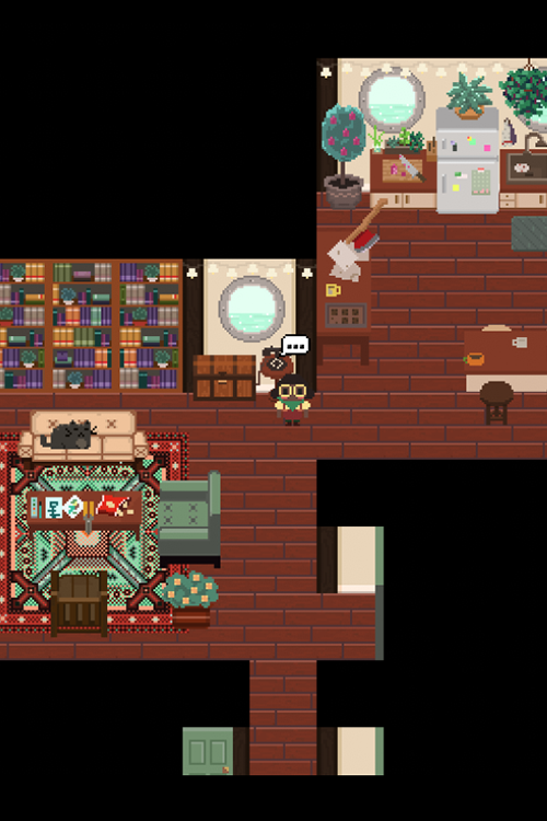 WE ARE FANTASTIC ARCHITECTS   Lead Writer and Narrative Designer for a pixel RPG