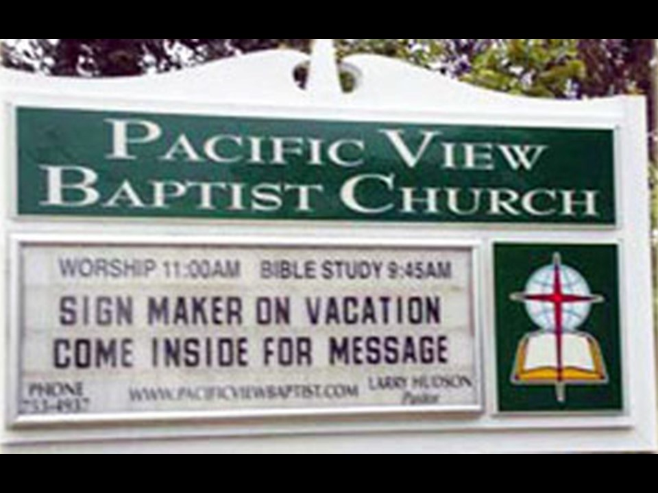 tips for the effective use of church signs thiendoan net