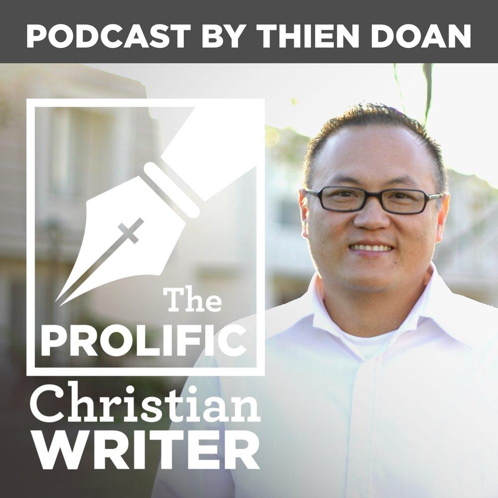 Episode 004 - Ryan J. Pelton on being a Prolific Writer