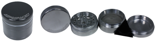 Aerospaced grinders come in many sizes starting at 40mm