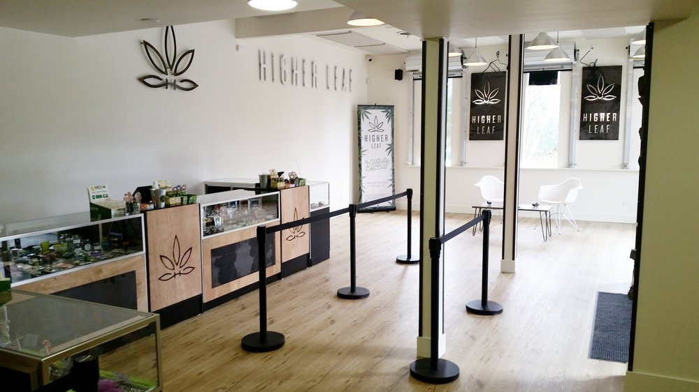 Say hello to The Eastside's Best Bud, now in Bellevue! Higher Leaf's 2nd location has many of the same vendors and strains of marijuana as our Kirkland location. Let us know what you're looking for at www.higherleaf.com/feedback.