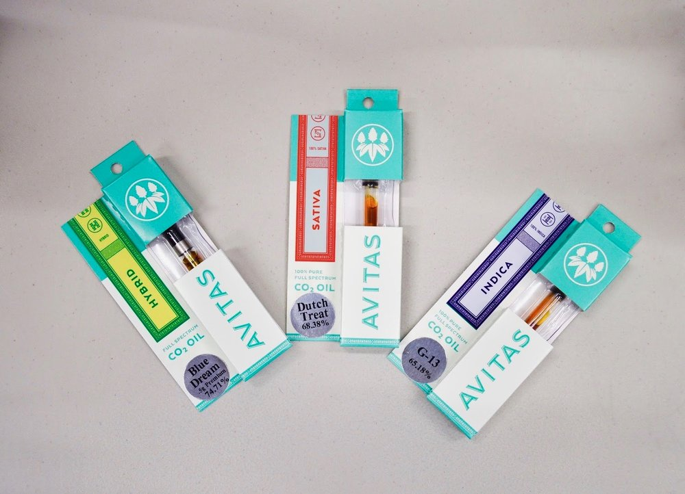 avitas cartridges