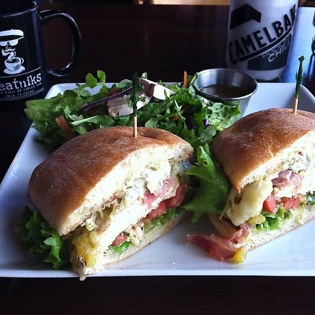 Menu Beatniks Coffee House And Breakfast Joint