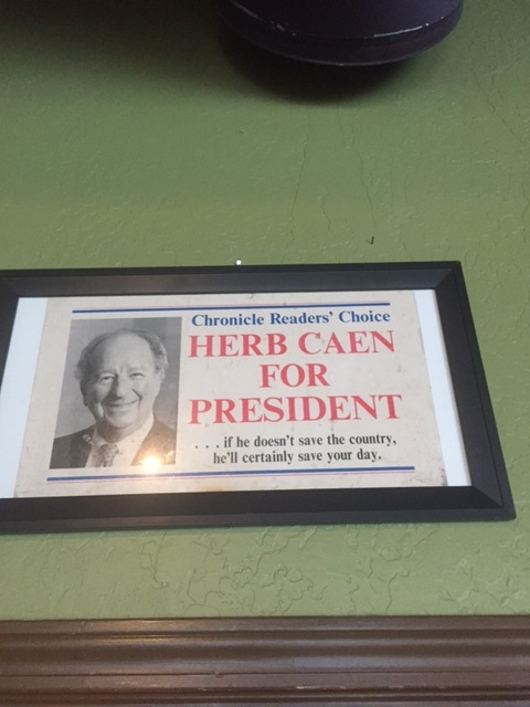 Who is your presidential candidate? Trump, Hilary or Herb? Cast your vote for Herb today. He is the only one that can help us