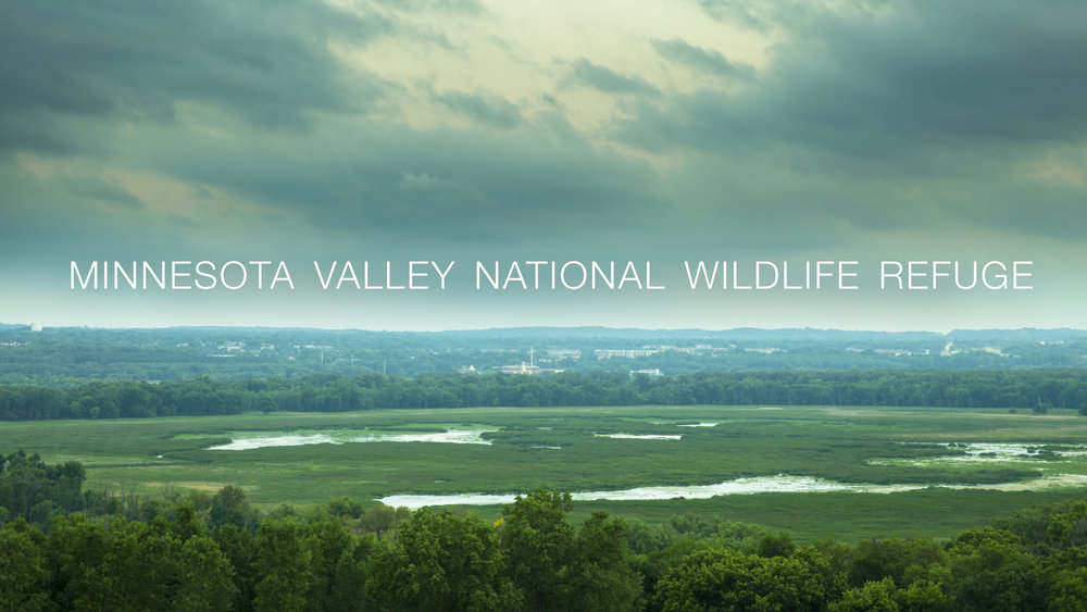 Minnesota Valley National Wildlife Refuge in Minneapolis/St.Paul, MN.  (Tandem/USFWS)