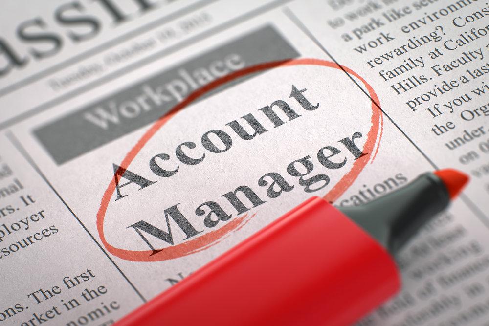 PineRock Account Manager Job