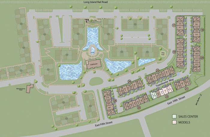 Country Pointe Huntington Development Sales Begin   Newsday