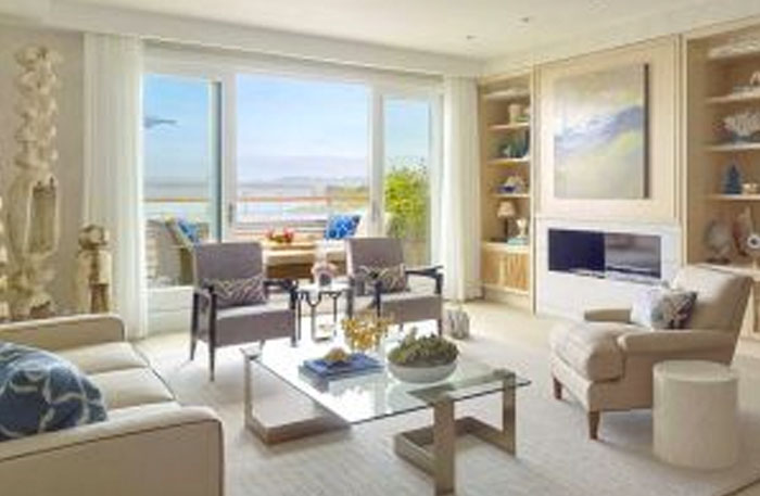 Designer Bradley Stephens Creates Hamptons Luxe in Sag Harbor   Newsday