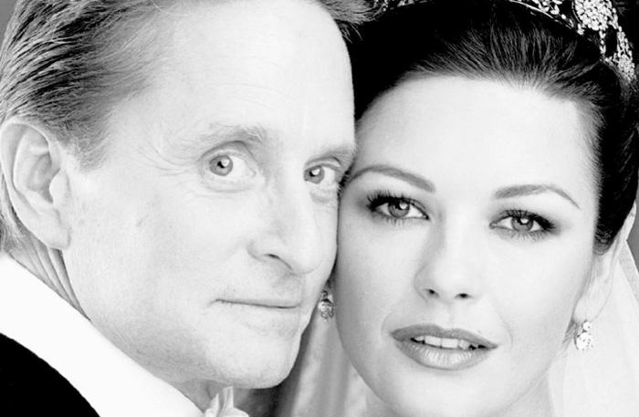 Star Kissed Nuptials: Fairy-tale Ending for Douglas, Zeta-Jones (PDF)   NY Daily News