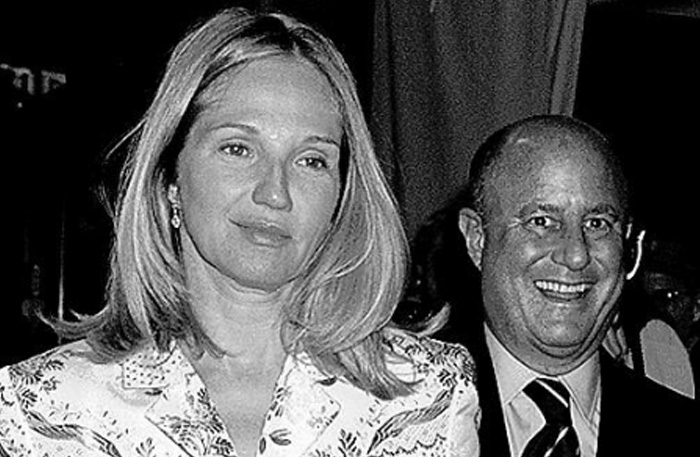 She Married A Billionaire: Perelman, Barkin Wed (PDF)   NY Daily News