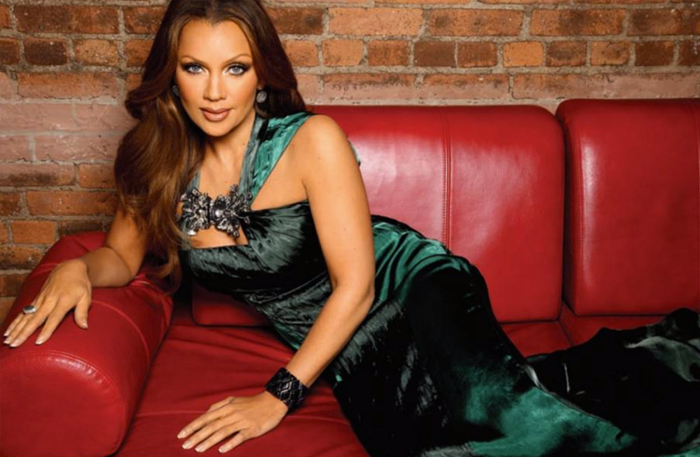 A Sizzling Superstar: Ugly Betty's Vanessa Williams (PDF)   The Boulevard