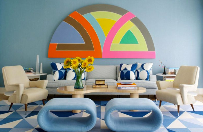 Design Trend: Decoration with Bold and Bright Colors   Newsday