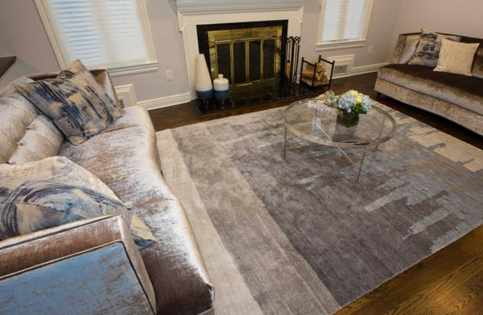 Contemporary Oriental Rugs: Softer Colors, Bolder Patterns   Newsday