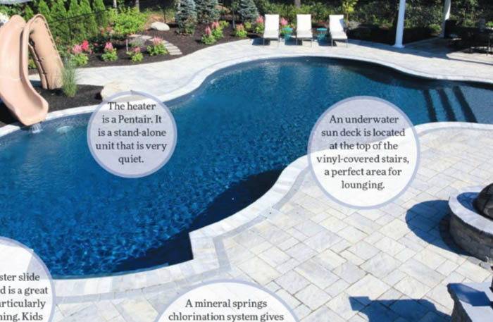 Posh Pools   Long Island Press