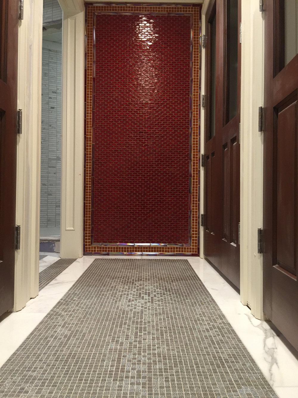 Hallway, Alpine, NJ