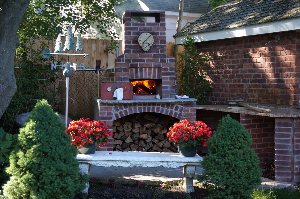 Pizza Oven, Closter, NJ