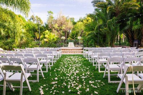 Top 5 California Garden Wedding Venues — Downbeat LA