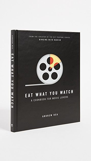 movie lover's cookbook -
