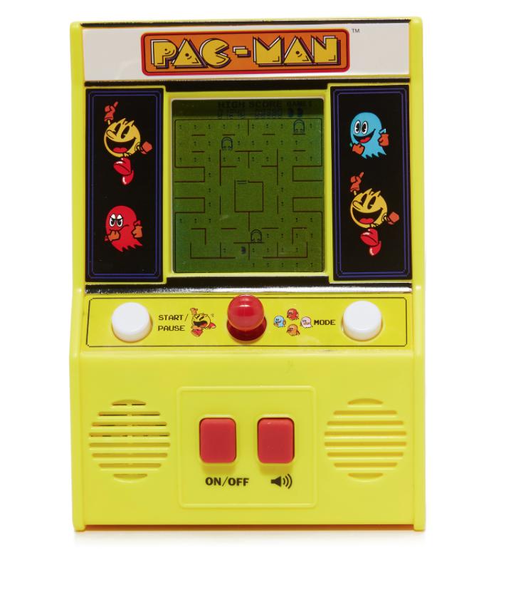 pocket pacman mini arcade game -