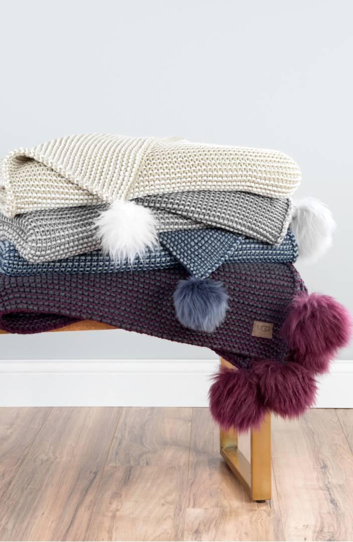 Cozy Throw Blanket -