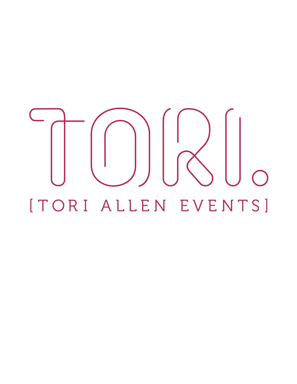 Tori Allen Events