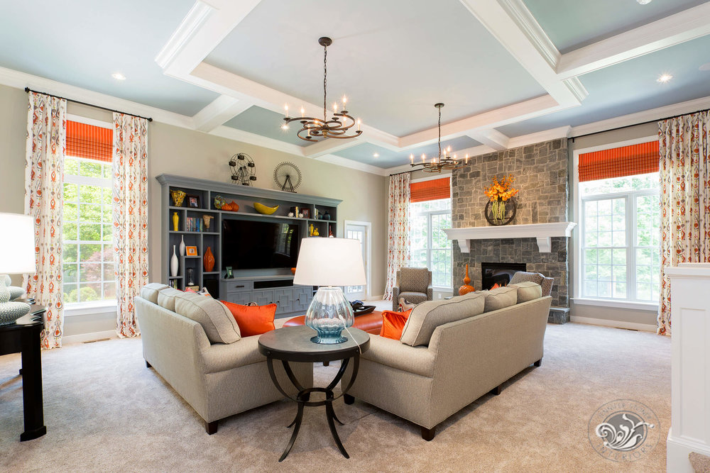 Glen Allen Virginia family room addition