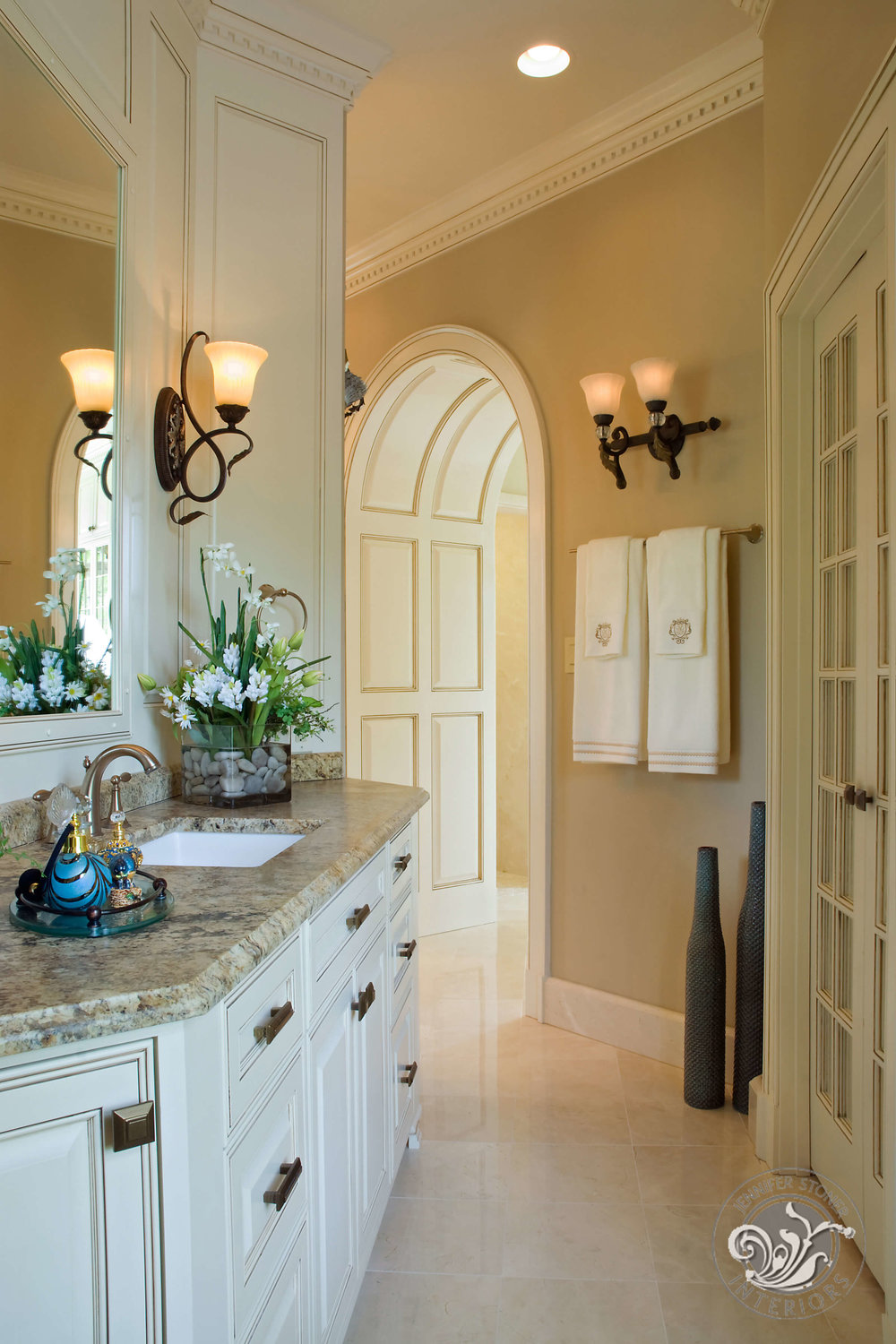 Master Bathroom Addition master suite addition — jennifer stoner interiors