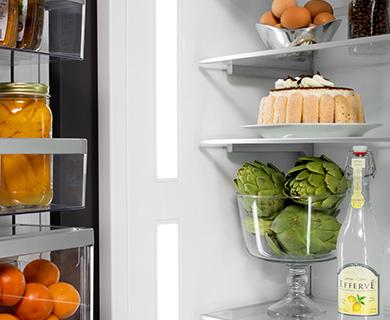 Freedom Refrigerator Theater Lighting
