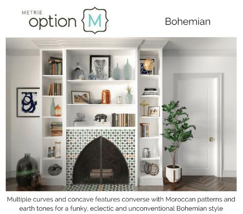 Metrie Option M Bohemian