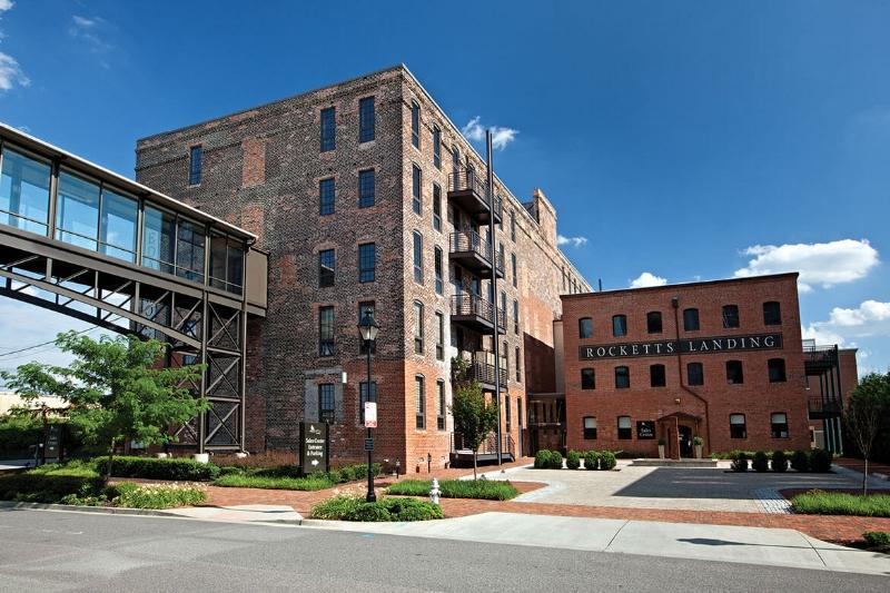 Rocketts Landing Cedar Works Building - Richmond, Virginia