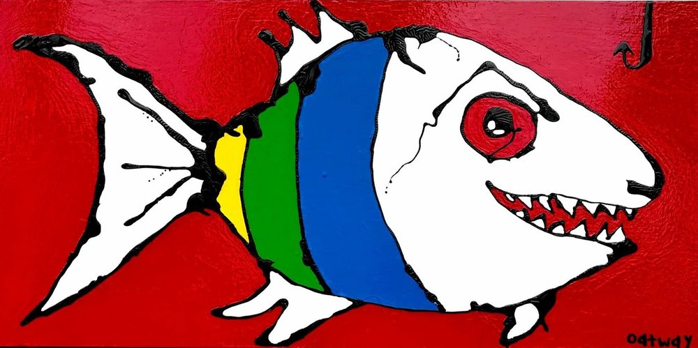 Fish  by Steve Oatway