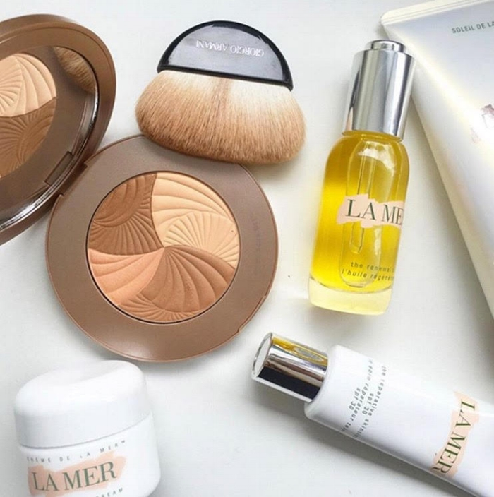 Image via La Mer on Insta. @lamer