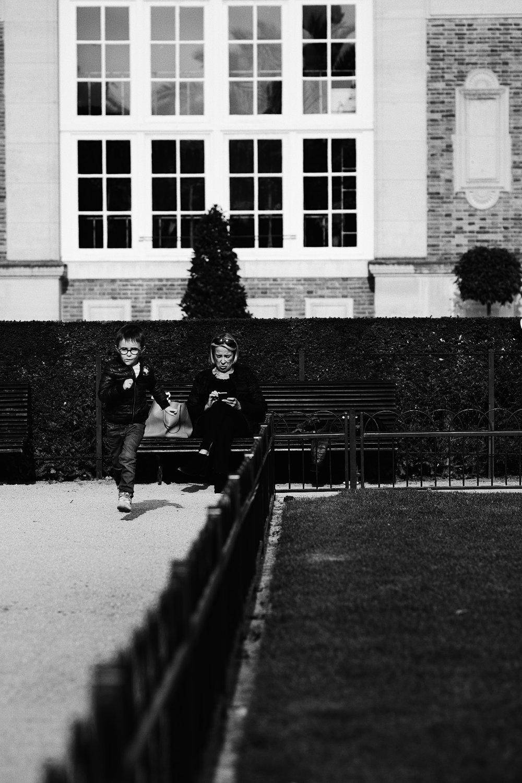 LE JARDIN DU LUXEMBOURG, PARIS, FRANCE